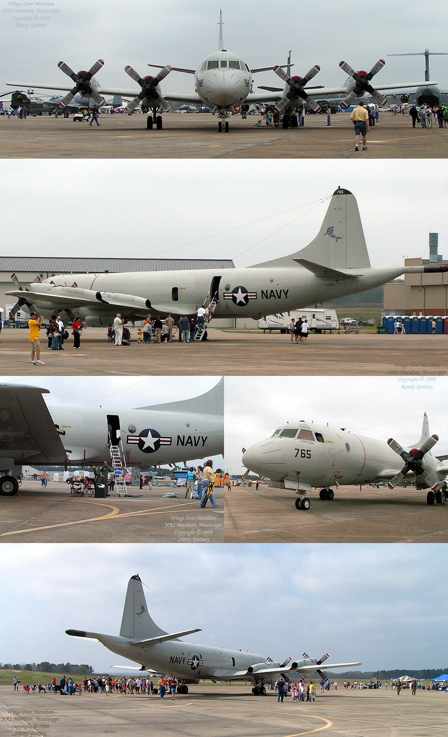 P-3C Orion.  This Navy version is a submarine hunter/killer.